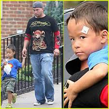 Jon Gosselin Rushes Son To