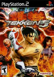 Download BAIXAR GAME Tekken 5   PAL     PS2