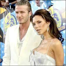 Victoria e David Beckham
