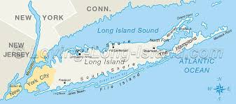 Long Island, New York and Los