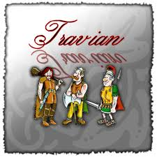 Travian strategy game browser based