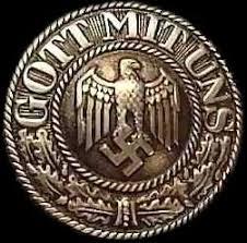L'athéisme conduit au nazisme Gott_mit_uns