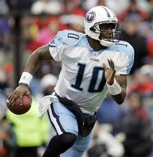 on Vince Young a long time