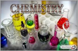 علم الكيمياء   chemistry