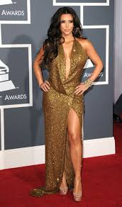 kim kardashian grammys 2011