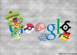 Google doodle by