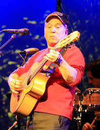 Paul Simon writes great lyrics