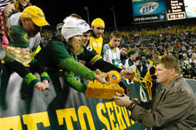 Green Bay Packers stock sale