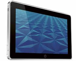 that an HP webOS tablet is