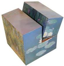 Monet Magic Cube Magic Cube by