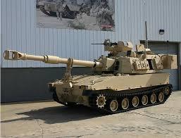 الصفقات العسكرية العربية بالكامل من ( 2004 : 2013 )  - صفحة 6 LAND_M106A6-PIM_self-propelled_howitzer_001