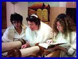 Ruth, die Großmutter von David war keine Jüdin! 1107_Toralesung
