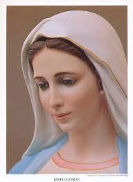 madonna di medjugorie2 Messaggio di Medjugorie  del 25 febbraio 2010