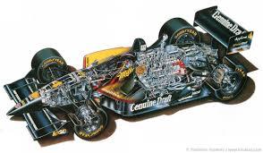 Penske PC22 Indy Car by