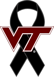 VT ribbon logo
