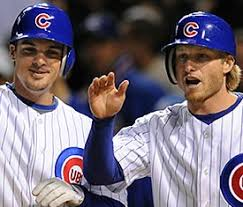 Ryan Theriot and Mike Fontenot