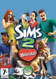 videojuegos Los-sims-2-mascotas-pc