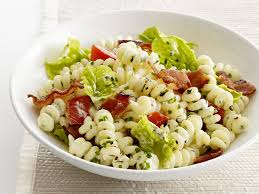 Photo: BLT Pasta Salad Recipe