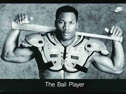 BO Jackson The Ball Player