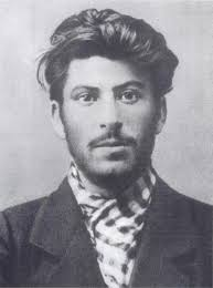 Josef Stalin, 1902