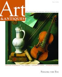 Art & Antiques issue cover