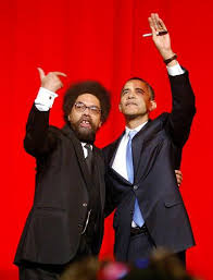 Professor Cornel West calls