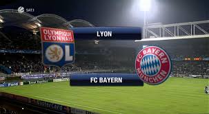 Hasil (Skor) Lyon vs Bayern Munich (Munchen) – Liga Champions