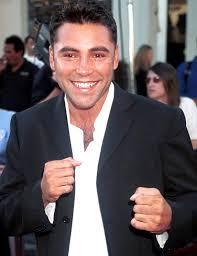 Oscar De La Hoya born