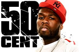 50 Cent password for concert tickets.