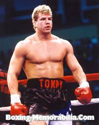 Tommy Morrison Boxing Trunks
