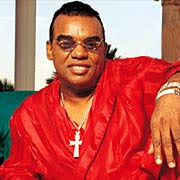 Ron Isley is