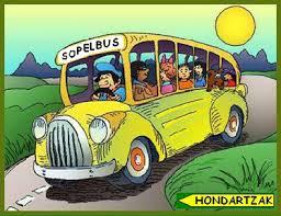 Un rayo de sol o o o - Página 7 Autobus