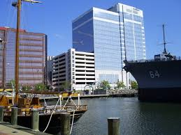 Norfolk, VA : downtown norfolk