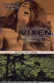 Russ Meyers Vixen