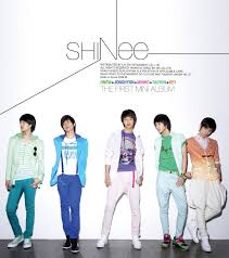 SHINee 1st Mini Album