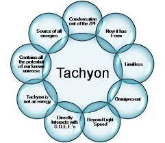 La Energía Tachyon, una forma de energía sin forma