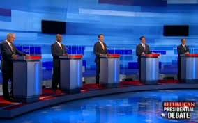 A Sparse Republican Debate