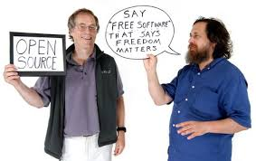Richard Stallman is an