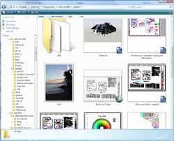 Thumbnail Explorer Windows XP