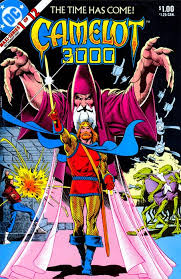 Back Issues: Camelot 3000