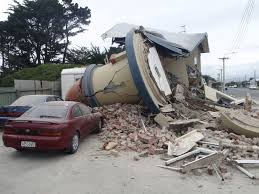 New Zealand Earthquake -