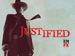 Justified is a new TV show on