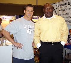 Bo Jackson at the 2002 NSCA