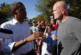 Joe the Plumber Mulling Over