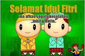 Ucapan Lebaran Idul Fitri