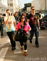 Jersey Shore cast in Venice