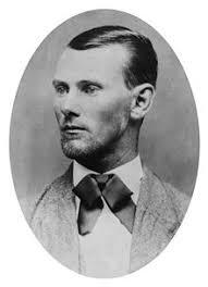 Jesse James c. 1882