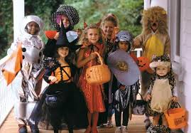 Trick-or-treating hours will