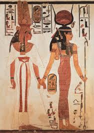 Eyptian Art Nefertan