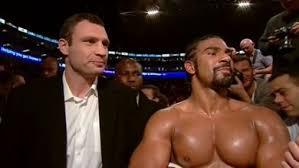 Klitschko vs. Haye: Its On!